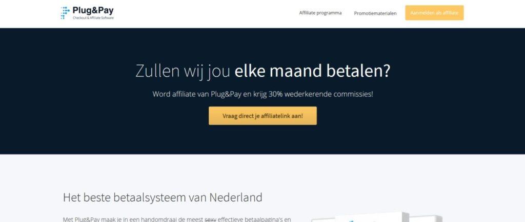 Plug en Pay IMU.nl