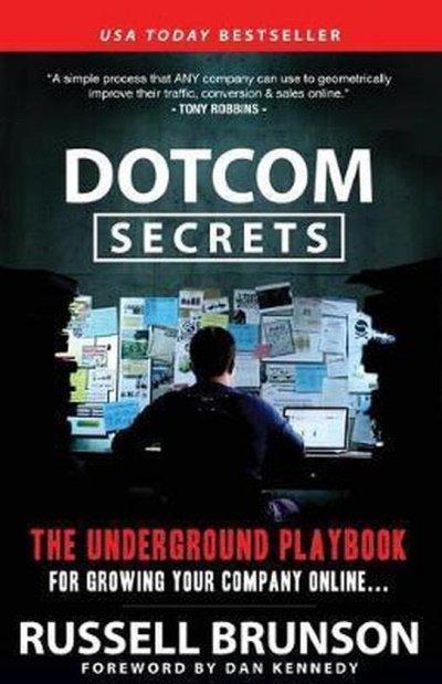 Dotcom Secrets door Tony Robbins