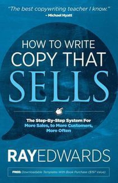 how to write copy that sells - Ryan Edwards