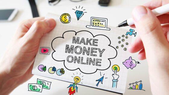 Online Geld Verdienen dankzij deze 10 betrouwbare manieren