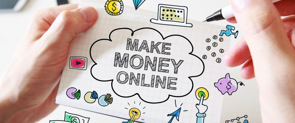 online geld verdienen - 10 betrouwbare manieren