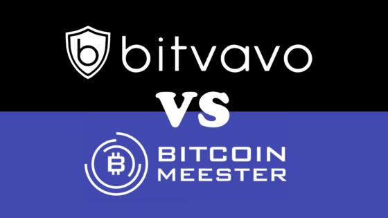 Bitvavo VS Bitcoin Meester