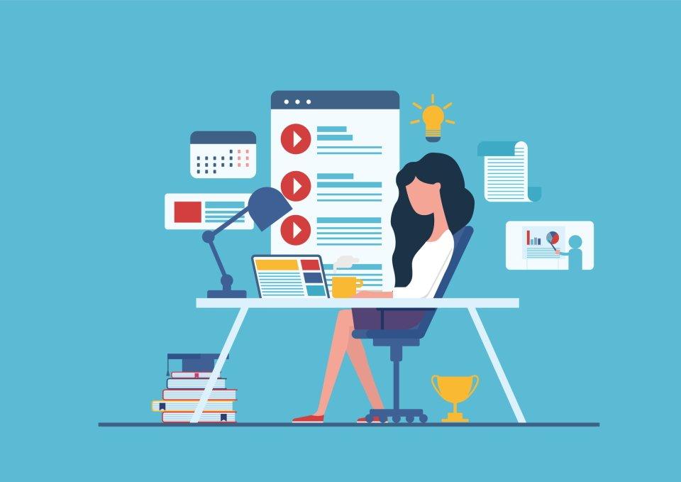 Geld verdienen met bloggen door je eigen cursus te maken en te promoten